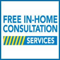 In home consultation icon